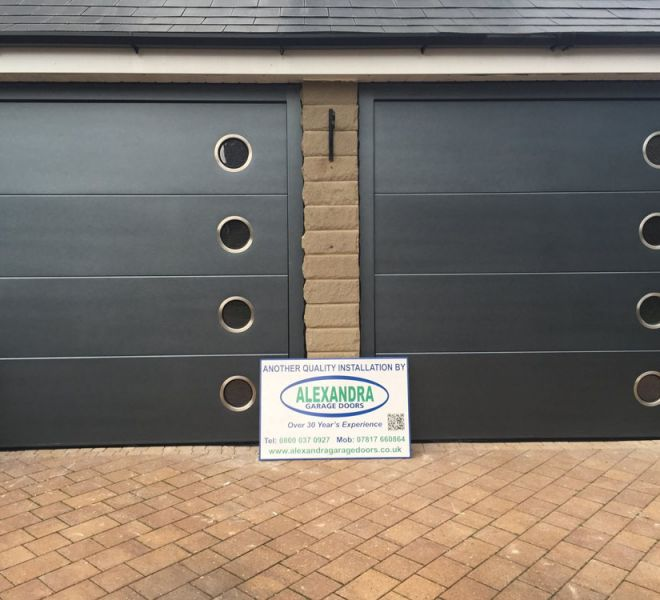 Another quality installation by Alexandra Garage Doors
