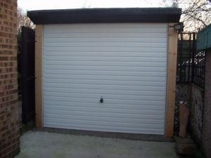 Garage door Rochdale