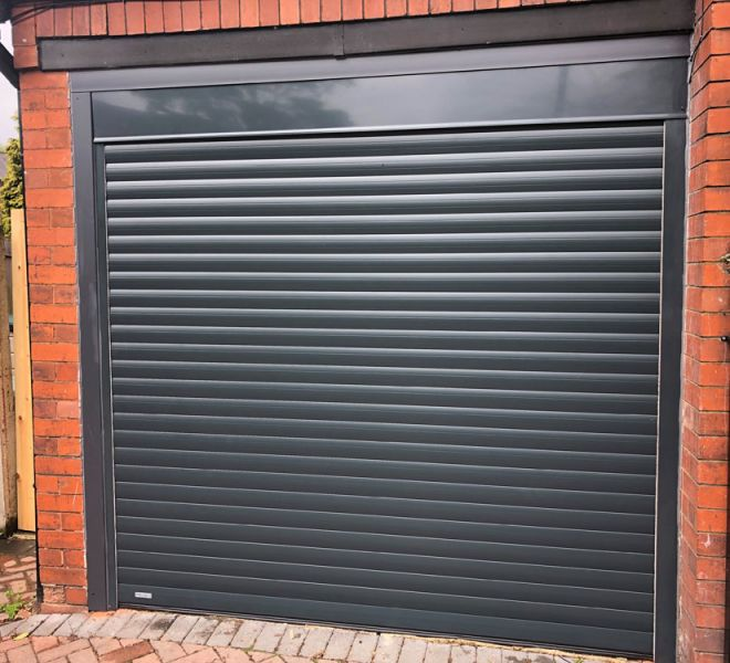 New Garage Door 2