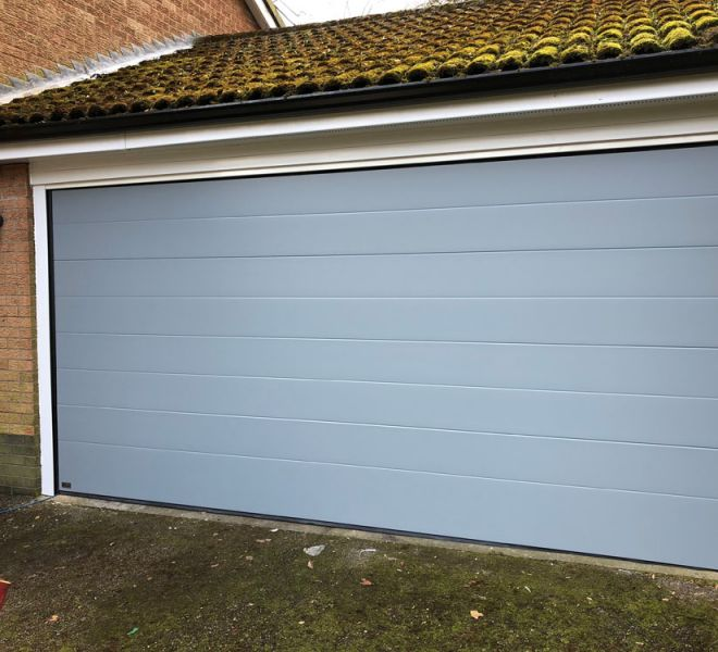 New Garage Door 3