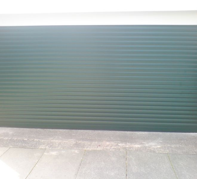 New garage door installation by Alexandra Garage Doors