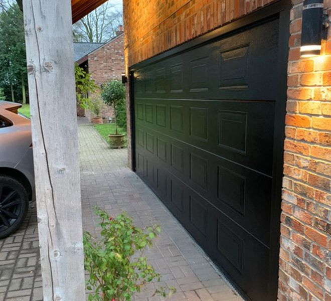 garage doors stockport